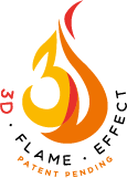 3D Flame Effect